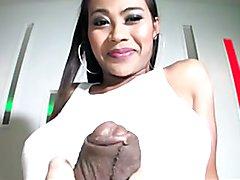 LADYBOY - Big Cock Inside Me