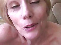 mature fucked by young man