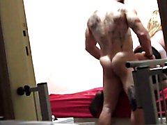 dando para o ator porno