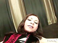 Italian Shemale Raffaella  - clip # 02