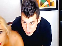 Horny Guy Gets Fucked By Shemale