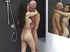 Shower Room Sex with Ladyboy Rita