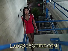 Big Cock Underground Asian Tranny