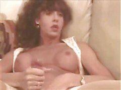 Vintage Transsexual Cumshots Vol. 1