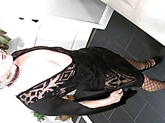 LANikiGurl, Black Lace Dress (Clean)