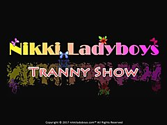 Nikki Ladyboys Party