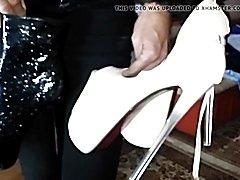 Cum on High Heels Mix 824