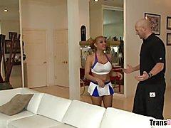 I knew you were big! - Jessy Dubai