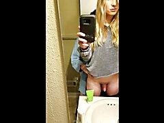fag fucked in restroom 2