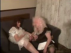 Smoking sissies suck each other