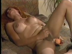 Anal dildo obsessed shemale