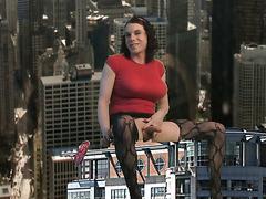 Giantess Shemale