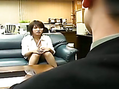 Japanese Ladyboys of the business district part1