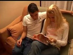 Amateur shemale with her boyfriend