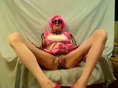 Solo cam TV in chastity