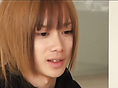 Japanese Woman's disguise good-looking boy-1 censored