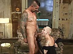 Danni Daniels and Joe Gunner