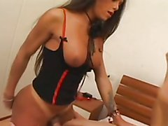 Italian Transexual Job #1