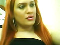 Turkish Shemale Hurrem Sultan (Nelly) Webcam Show