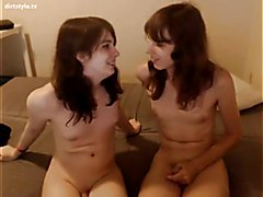 Teen trannys at play