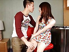 Asian ladyboy video 2 of 5 - uncensored!