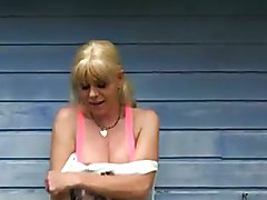 Joanna Jet 166 Behind the Shed