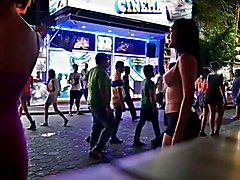Ladyboys in Pattaya