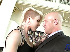 top superstar Danni Daniels fucks Christian bareback