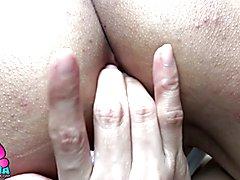 TS Filipina Busty Brunette Asian Shemale  - clip # 02