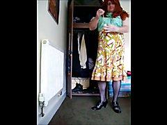Locking Away My Male Clothing