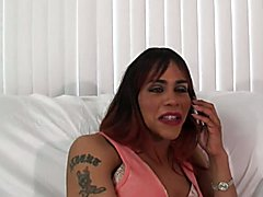 Big Cock Tgirl tops a guy