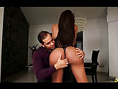 Shemale Sammy Milat hungry for hard cock
