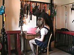Sissy Schoolgirl Punishment: Part 1