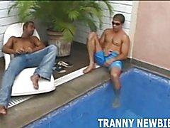 I want you to have a really hot tranny experience