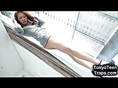 This Teen Asian Trap is a Pure Beauty!
