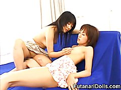 Perfect Teen Futanari Babes!