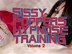 Sissy Poppers Training II Deutsch