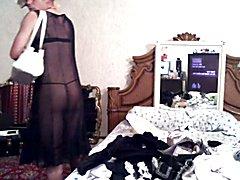 Black see thru dress All Me