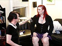 School girl Roleplay  - clip # 06