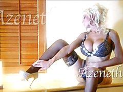 Azeneth in blue