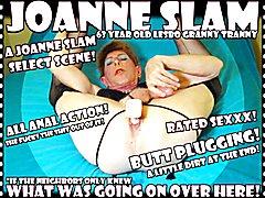 JOANNE SLAM - A SELECT SCENE - BUTT PLUGGING