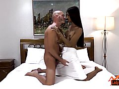 Ladyboy Kai on Top