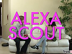 But you look like a woman - Alexa Scout