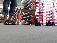 Shopping Pumps Black & Brown