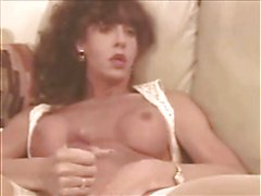 Vintage Transsexual Cumshots Vol. 1