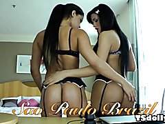 Bruna Butterfly and Beatricy Velmont