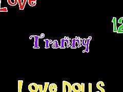 I Love - Love Tranny Dolls 12