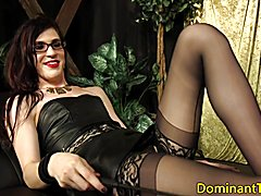 Spex transgender dom doggystyles straight guy