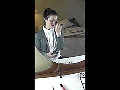 Tranny Schoolgirl  - clip # 02