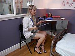 Tran Lena Kelly's Anal Fertility Clinic